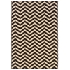 Saloniki Chevron Brown 5' X 8'