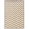 Silhouette Chevron Grey 2X3