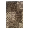 "Linon Ashton Collection, 60""W X 96""D X 1""H, Brown"