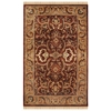 "Rosedown Collection, 48""W X 72""D X 1""H, Burgundy"