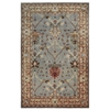 "Rosedown Collection, 48""W X 72""D X 1""H, Ice Blue"