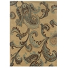 "Trio Collection, 96""W X 120""D X 1.5""H, Beige"