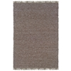 Linon Verginia Berber Brown & Blue 5.3 X 7.6