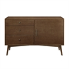 "angelo:HOME 52"" Mid-Century TV Console - Walnut"