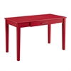 Midtown Writing Desk - Red