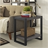 "angelo:HOME 24"" Side Table - Charcoal"