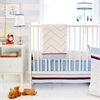 First Mate 3pc Crib Bedding Set