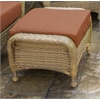 Lexington Ottoman - Mojave - Rave Brick