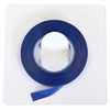 "Magna Visual 1/4"" W Blue Vinyl Chart Tape"