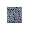 Legion furniture Mosaic Mix With Stone-Sf, Gray, Blue, Black