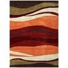 Trio Collection Garnet & Orange 5 X 7