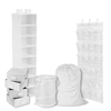 Back To School Home Organization Kit White