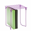 Excessory Locker Shelf Purple