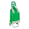 Rolling Fabric Cart, Green