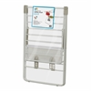 Heavy-Duty Gullwing Drying Rack, White