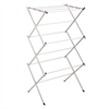 Honey Can Do Compact Folding Drying Rack, White