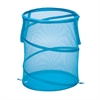 Large Mesh Pop Open Hamper, Ocean Blue, New Blue/Ocean