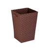 Woven Strap Hamper (Nested), Java/Brown
