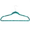 20Pk Velvet Hanger, Bluehawaii