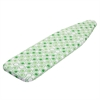 Honey Can Do Superior Ironing Board Cover- Green Dots