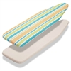 Superior Reversible Cover With Pad, Stripes