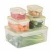 Snap-Tab 5 Piece Food Storage Set