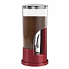Indispensable Coffee Dispenser 1/2 Lb. Ground Coffee, Red
