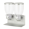 Double Pro Model 17.5 Oz Dispenser, Silver