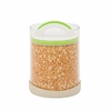 Honey Can Do Adjustable Lid Storage Jar, M