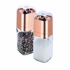 Honey Can Do Spice Mill Set, 2Pk Rose Gold