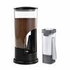 Honey Can Do Coffee Dispenser & Sugar Dispenser Set, Blk/Gray