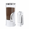 Honey Can Do Coffee Dispenser & Sugar Dispenser Set, White