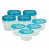 Honey Can Do 24Pc Round Food Storage Set