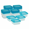 Honey Can Do 28Pc Square Food Storage Set