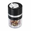 Honey Can Do Dial-A-Spice- Black/Chrome 2Pk