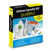 Deluxe Laundry Kit, White