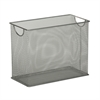 Table Top Hanging File Organizer, Silver