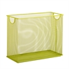 Table Top Hanging File Organizer, Lime