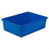Kids Storage Organizer- 12 Bins- Natural, Primary