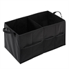Honey Can Do Folding Trunk Organizer, Black