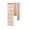 Honey Can Do Bamboo Closet Organizing Kit