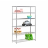 "Honey Can Do 6 Tier Chrome 18X48x72""- 600Lb"