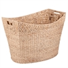 Honey Can Do 3Pc Set Tall Water Hyacinth Baskets, Natural