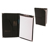 Bond Street Black Leather Look Legal Sized Executive Writing Case