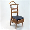 Proman Products Manchester Chair Valet Walnut