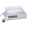 Oki Dot Matrix Printer, 9-Pin, Wide, ML321 Turbo, Network