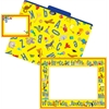 Get Organized - ABC Animals - Set of 12 File Folders, 50 Sheets Paper, 45 Labels