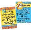 Poster Duet Set - Im Possible, Im Wise Set of 2