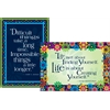 Barker Creek Poster Duets - Dare to Dream Set of 2