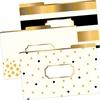 Legal-Size File Folders - 24K Gold, Multi-Design Set of 9
